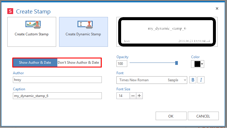 How to Add a Stamp to my Document – Soda PDF