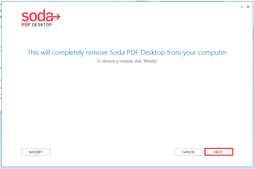 How to uninstall Soda PDF – Soda PDF