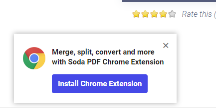 How to Remove the Soda PDF Browser Notifications and Extension (New